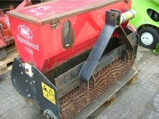 Charterhouse speedseeder 1200 Overseeder .1.2m tractor mounted overseeding machine