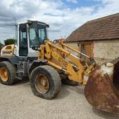 Liebherr L512 Loading Shovel... Swindon