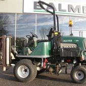 Secondhand Hayter Lt324 Triple Cylinder Mower ref: 2771... Burnley