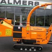 "Secondhand Greenmech Arbtrak 150 6"" Chipper ref: 2835... Burnley"