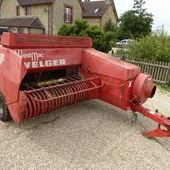 Welger Ap530 Conventional... Swindon