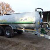 Major Tandem 3500 Gallon Vacuum Tanker ... Maidstone
