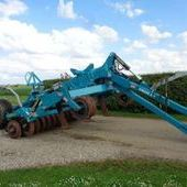 Used Trailed 5 Leg 3m Subsoiler... York