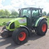 Claas Celtis 446 Rx Tractor... Boston