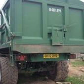 Bailey 14t Root Trailer ... Shrewsbury