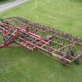 Used Vaderstad Nz 6. 6m Cultivator... York