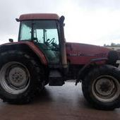 Farm Tractors: Case Ih Mx120... Omagh