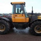 Farm Tractors: Jcb 145... Omagh