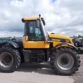 Farm Tractors: Jcb 3185... Omagh