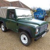 Land Rover 90 Defender... Swindon