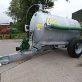 New Major 1150 Gallon Vacuum Tanker ... Maidstone