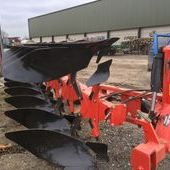 Gregoire Besson 6 Furrow Plough... Lincoln