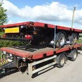 Cartwright Draw Bar Trailers... Swindon