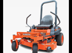 Kubota Z122R Zero Turn Mower 42