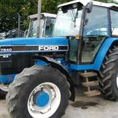 1993/4 Ford 7840 Sle ... Newtownards