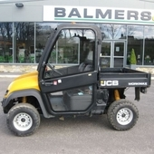 Second Hand Jcb 800d Workman Utility Vehicle ref:3178 ... Burnley