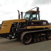 Used Cat 75c Challenger... York