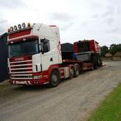 Machinery Transport... Hereford