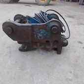 Excavator Spare Parts: Miller Quick Hitch... Omagh