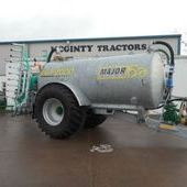 Major 2000 Gallon Slurry Tanker With Trail And Shoe... Craigavon