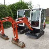 Kubota Kx 36-3 Tracked Digger... Swindon