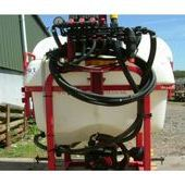 Gambettitractor mounted sprayer / Bargram tractor mounted ammenit...