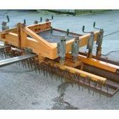 Sisis 8ft Quadraplay Sports Ground Maintenance Machine, Sisis qua...