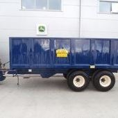 Norton 10t Grain Trailer... Thame