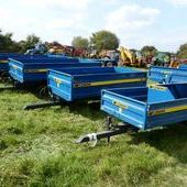 New Fleming Tipping Trailers... Swindon