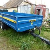 Fleming Tr8 Tipping Trailer... Swindon