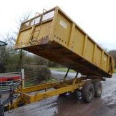 Gull 10 Ton Trailer... Swindon