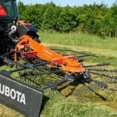 Kubota Single Rotor Rake... Boston