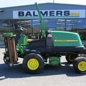 Second Hand John Deere 8400 Triple Mower ref: 3417... Burnley