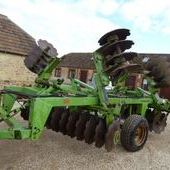 Dowdeswell Trailed Disc Harrow... Swindon