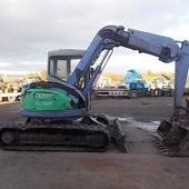 Mini digger: Hitachi Ex75ur... Omagh