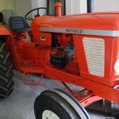 Nuffield 345 Rally Condition ... Newtownards