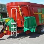 Feeder Wagons Strautmann 1801 Verti Mix... Shrewsbury