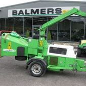 Secondhand Greenmech 19-28 Chipper ref: 3083... Burnley