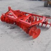 Disc harrow: Massey Ferguson 28 Disc... Omagh