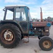 Farm Tractors: Ford 7600... Omagh