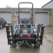 Secondhand Hayter Lt324 Triple Cylinder Mower ref: 2139... Burnley