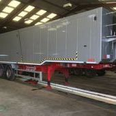 Bulk Tipping Trailers For Hire... Lincoln