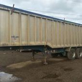 Weightlifter 65yd Tipping Trailer... Lincoln