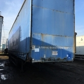 Tandem Axle Curtainsider... Lincoln