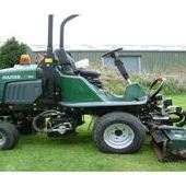 Hayter Lt324 Triple Cylinder Ride on Mower, Hayter Triple Mower 2...