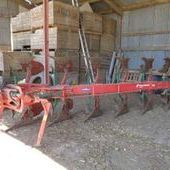 Used Kvernland Ld85-300-28hd 6f Reversible Plough... York