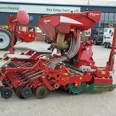 Air Drills and Seeders Kverneland New Ngs 101 & S Drill Power...