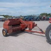 Small square baler: Massey Ferguson 20/8... Omagh