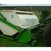 Used Amazone 180 Groundkeeper Ghs180 Flail Mower / Collector, Ama...