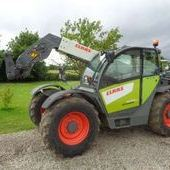 Used Claas Scorpion 6030cp Variopower Telehandler... York